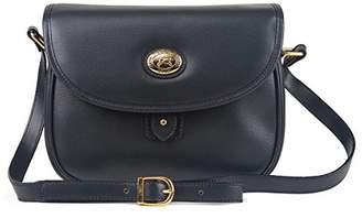 Luigi Womens 80612 Shoulder Bag Black