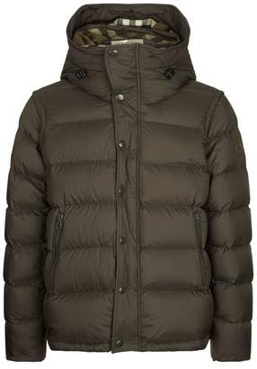 Burberry Detachable Sleeve Puffer Jacket