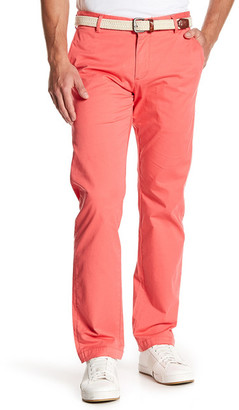 """Dockers Solid Slim Fit Tapered Leg Pant - 30-34\"""" Inseam $88 thestylecure.com"""