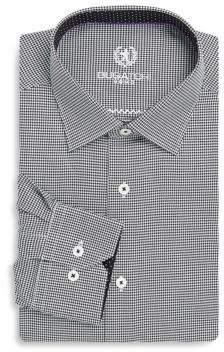 Bugatchi Woven Cotton Sportshirt