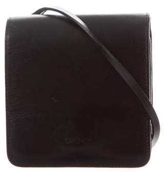 DKNY Leather Crossbody Bag