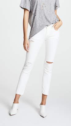 Iro . Jeans IRO.JEANS Jarod Mid Rise Crop Skinny Jeans