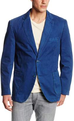 Kroon Men's Bono 2 Button Side Vent Blazer