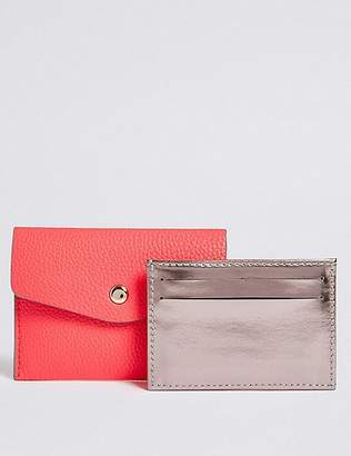 Marks and Spencer Faux Leather Coin Purse