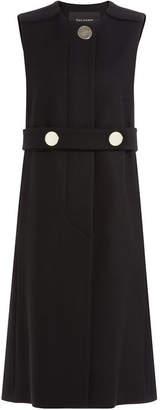 Tara Jarmon Sleeveless Coat