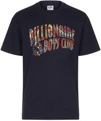 Billionaire Boys Club Paisley Logo Printed T-Shirt