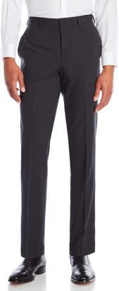 DKNY Flat Front Wool Dress Pants