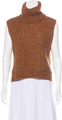 3.1 Phillip Lim Cable Knit Sleeveless Top