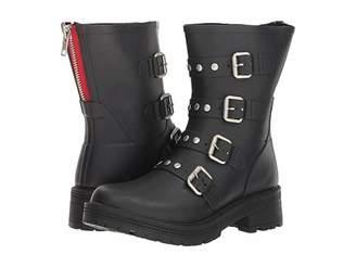 91d92bdc61c Steve Madden Chunky Heel Women's Boots - ShopStyle