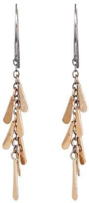 Melissa Joy Manning Seed Tassel Drop Earrings