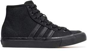 adidas Matchcourt Canvas High-top Sneakers