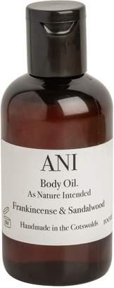 Ani Skincare - Frankincense & Sandalwood Body Oil