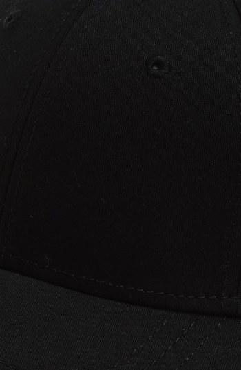 Men's Gents 'The Directors' Baseball Cap - Black 3