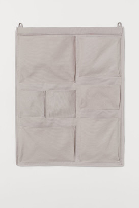 H&M Canvas wall tidy
