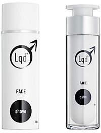 Lqd Skin Care for Men FACE Shave Pack