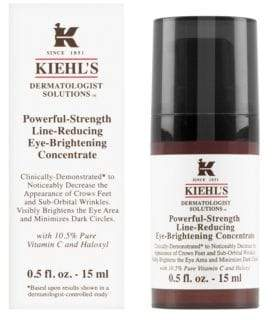 Kiehl's Powerful Strength Line-Reducing Eye-Brightening Concentrate/0.5 oz.