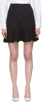 Isabel Marant Black Kelly Miniskirt