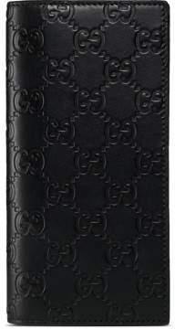Gucci Signature long wallet