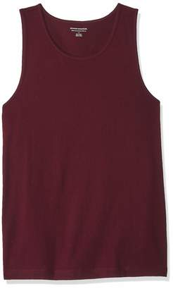 Amazon Essentials Slim-fit Solid Tank Top T-Shirt