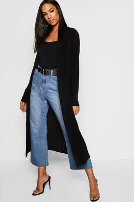 boohoo Tall Slinky Duster Jacket
