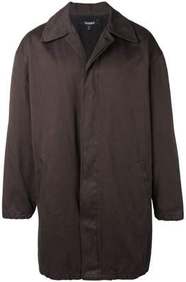 Yeezy oversized coat