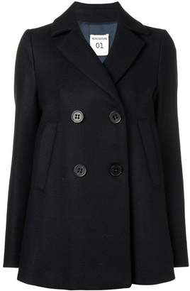 Semi-Couture Semicouture double breasted coat