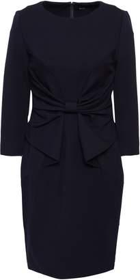 Raoul Bow-embellished Stretch-jersey Mini Dress