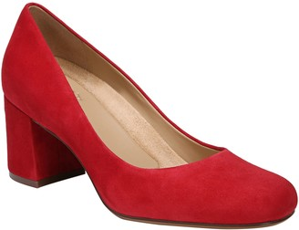 Naturalizer Mid-Heel Pumps - Whitney