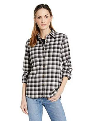 Carhartt Women's Rugged Flex Hamilton Flannel Shirt