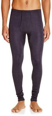 Hanro Wool Blend Long John Pants
