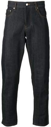 Ami Alexandre Mattiussi carrot fit 5 pockets jeans