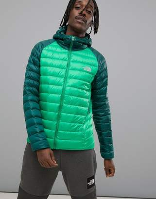The North Face Trevail Jacket in Green