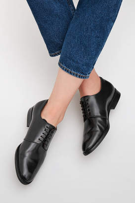 f99dd6b30a Cos POINT-TOE LEATHER OXFORD SHOES