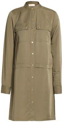 MICHAEL Michael Kors Twill Mini Shirt Dress