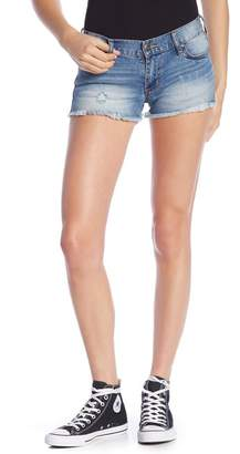 Affliction Erica Sable Houston Jean Shorts