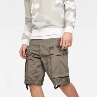 G Star Rovic Zip Loose 1/2-Length Shorts