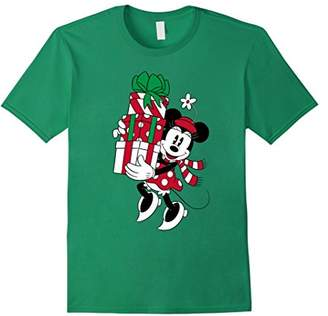 Disney Minnie Mouse Christmas Gifts T Shirt