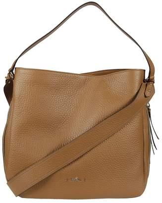 Hogan Hobo Bag in Altraversione Grained Leather tHgpgRd