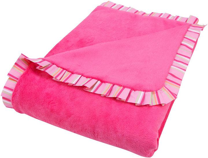 Trend Lab, Llc Trend Lab Savannah Ruffle-Trim Blanket