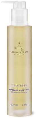Aromatherapy Associates De-Stress Massage Body Oil
