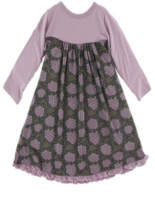 Kickee Pants Violet Swing Dress