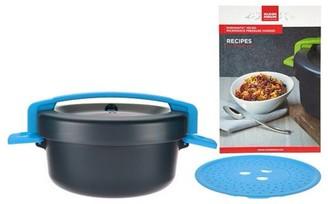 Kuhn Rikon Microwave Pressure Cooker-Blue K44897 011000