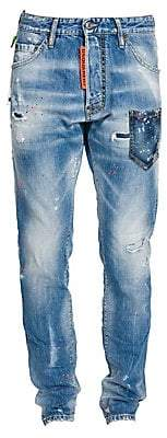 DSQUARED2 Women's Cool Guy Rave On Skinny Jeans