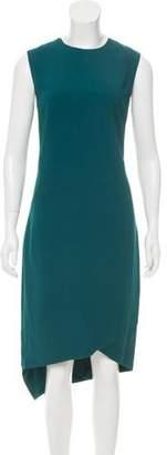 Narciso Rodriguez Asymmetrical Sheath Dress w/ Tags