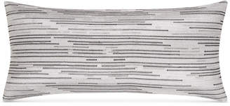 """Hotel Collection CLOSEOUT! Colonnade Dusk 12"""" x 26"""" Decorative Pillow, Created for Macy's"""
