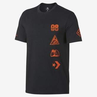 Converse Beach Mens Logo T-Shirt