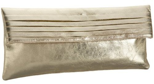 Tusk Monaco Pleated Envelope Clutch