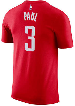 Nike Men's Chris Paul Houston Rockets Name & Number Player T-Shirt