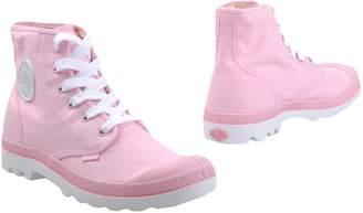 Palladium Ankle boots - Item 11311836HM