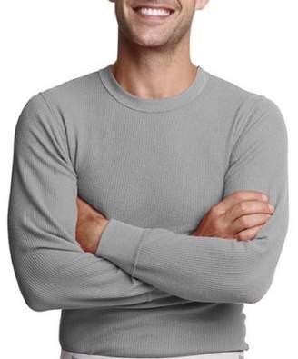Hanes Mens Ultimate X-Temp Thermal Pajama Shirt 2Xl
